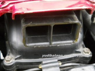 lubang filter udara vixion