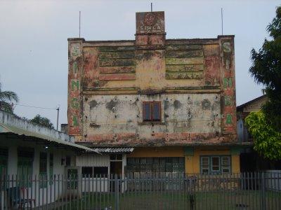 Gedung Bioskop SINGA JL. Jend. Sudirman  Kabupaten Tegal (LS)
