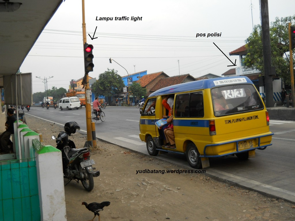 traffic light kramat Tegal