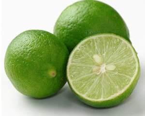 Fresh Lime --- Image by © Lew Robertson/CORBIS