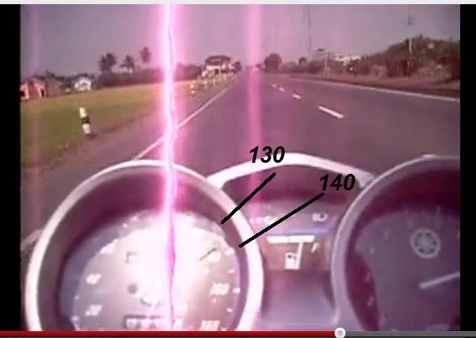 video top speed yudibatang 3