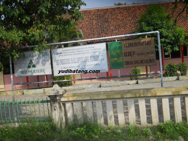 SD Balapulang kulon 1