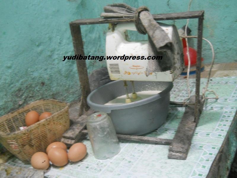 alat penahan mixer roti