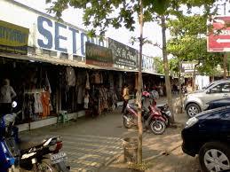 pasar batik setono Pekalongan