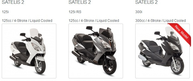 peugeot scooter Satelis 2