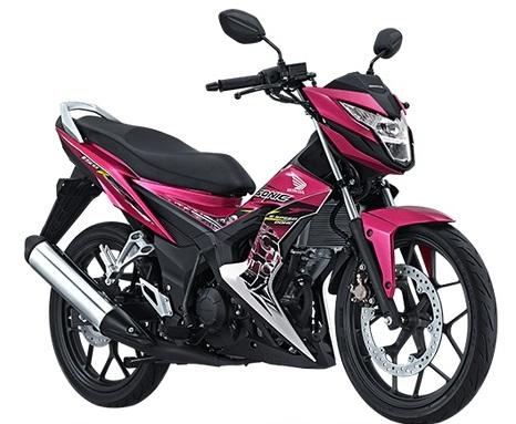 poto Honda new sonic 150r 2
