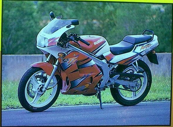 Suzuki Rg Sport Spec
