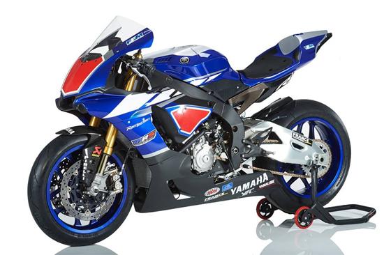 Yamaha YZF R1M 2015 1