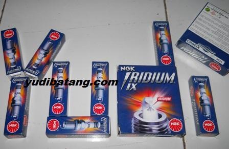 Busi iridium NGK CR9EIX yudibatang