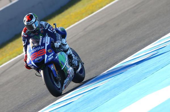 Lorenzo FP2 Jerez 1