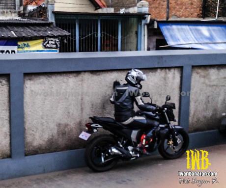 Yamaha Byson FI 2015