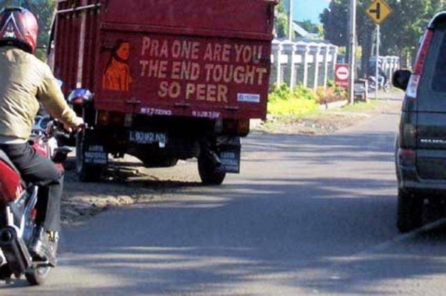 bokong-truk