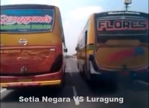 balapan bis