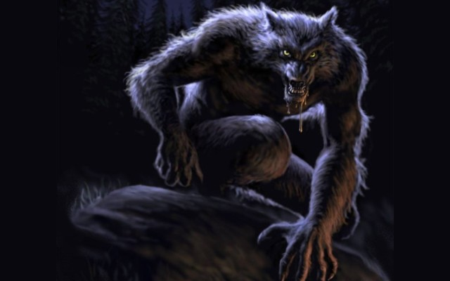 Werewolf-Wallpaper