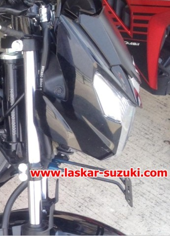 All New Suzuki Satria Fu Fi beradiator 1