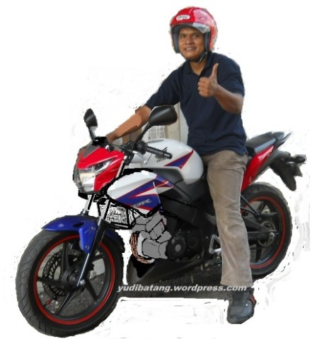 New cb 150 R Delta box yudibatang