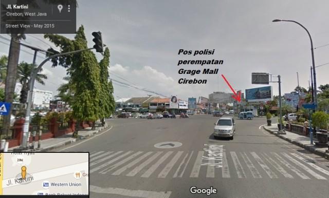 Jl. Kartini Cirebon
