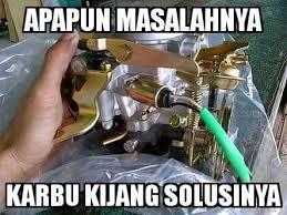 Karburator kijang