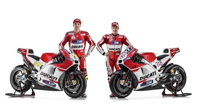 Ducati motogp 2016