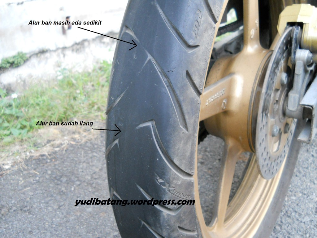 part sepeda motor