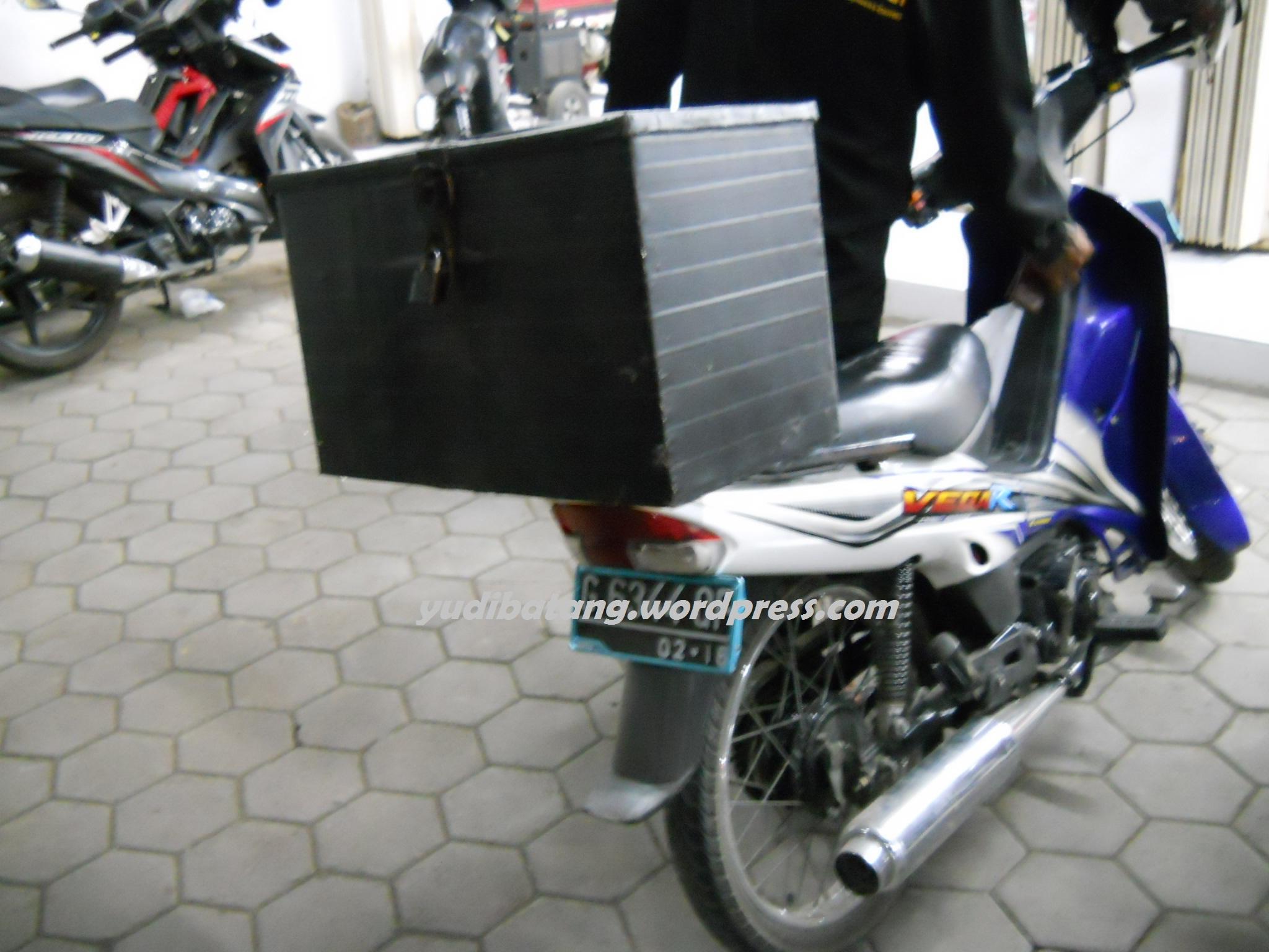 Ini baru namanya box motor | YudiBatang.COM Box Motor on