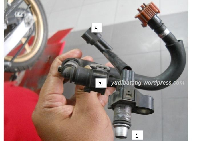 injector yamaha vixion