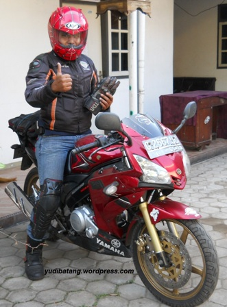 Menjaga keseimbangan motor
