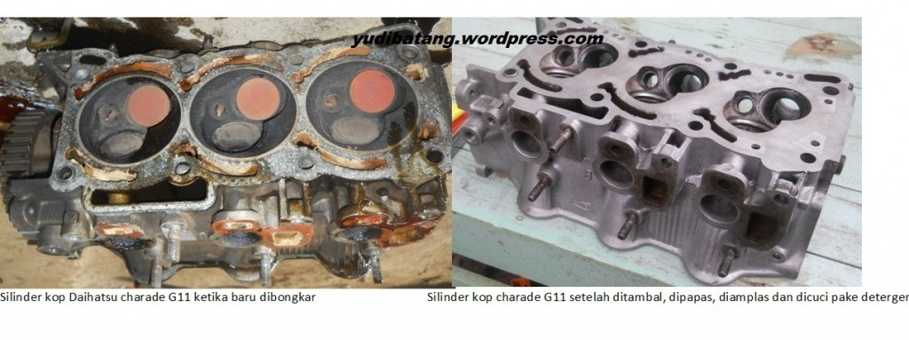 silinderkop charade G11