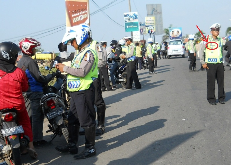 Cirebon kota sejuta tilang