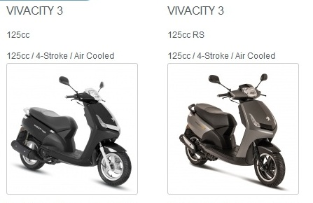 peugeot scooter Vivacity