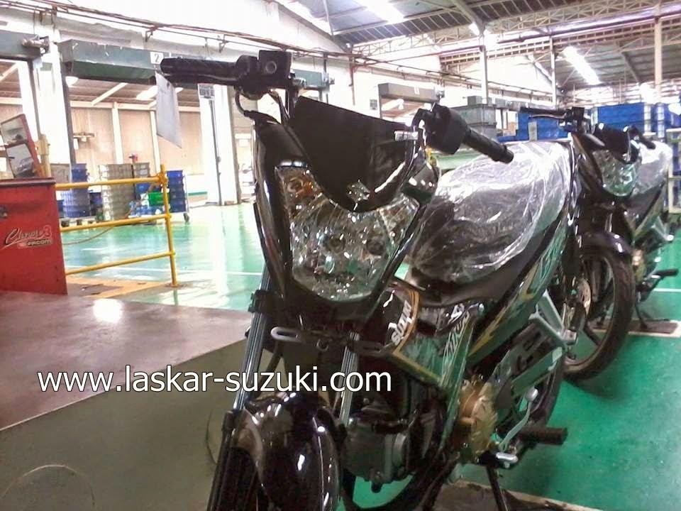 Suzuki Young Star FJ110