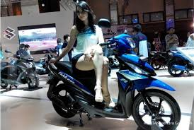 Suzuki Address Indonesia