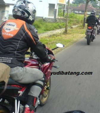 yudibatang riding