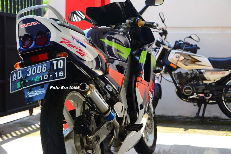 Honda NSR150 jawa Timur 2