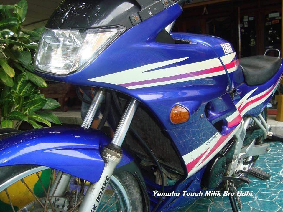 Yamaha Touch biru Jawa Timur 2