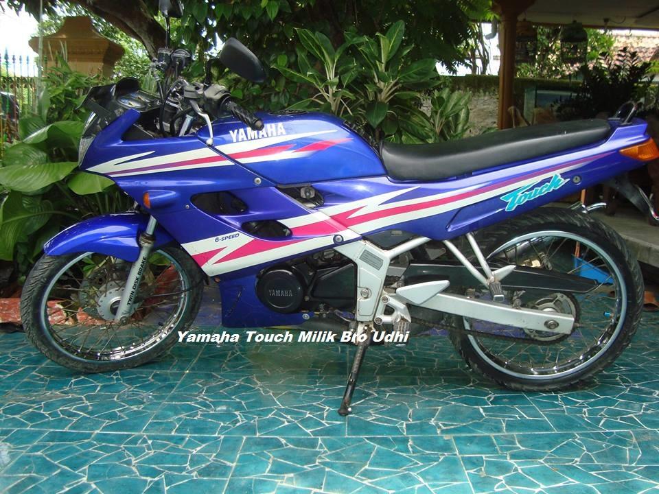 Yamaha Touch biru Jawa Timur 3