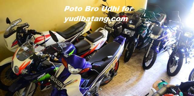 koleksi two stroke Bro Udhi