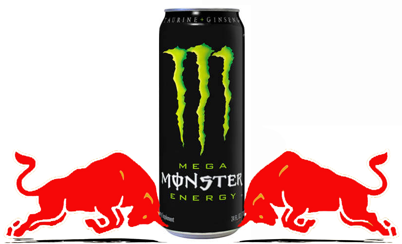 RedBull vs Monster