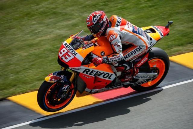 Marquez juara motogp jerman 2015