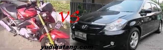 vixion vs Honda stream 7