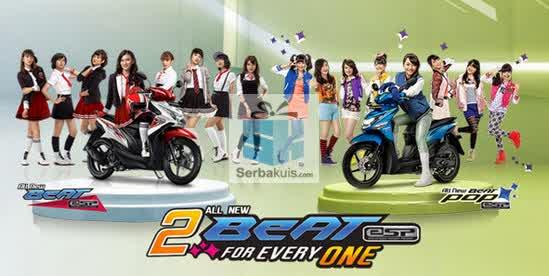 Beat Esp X JKT 48