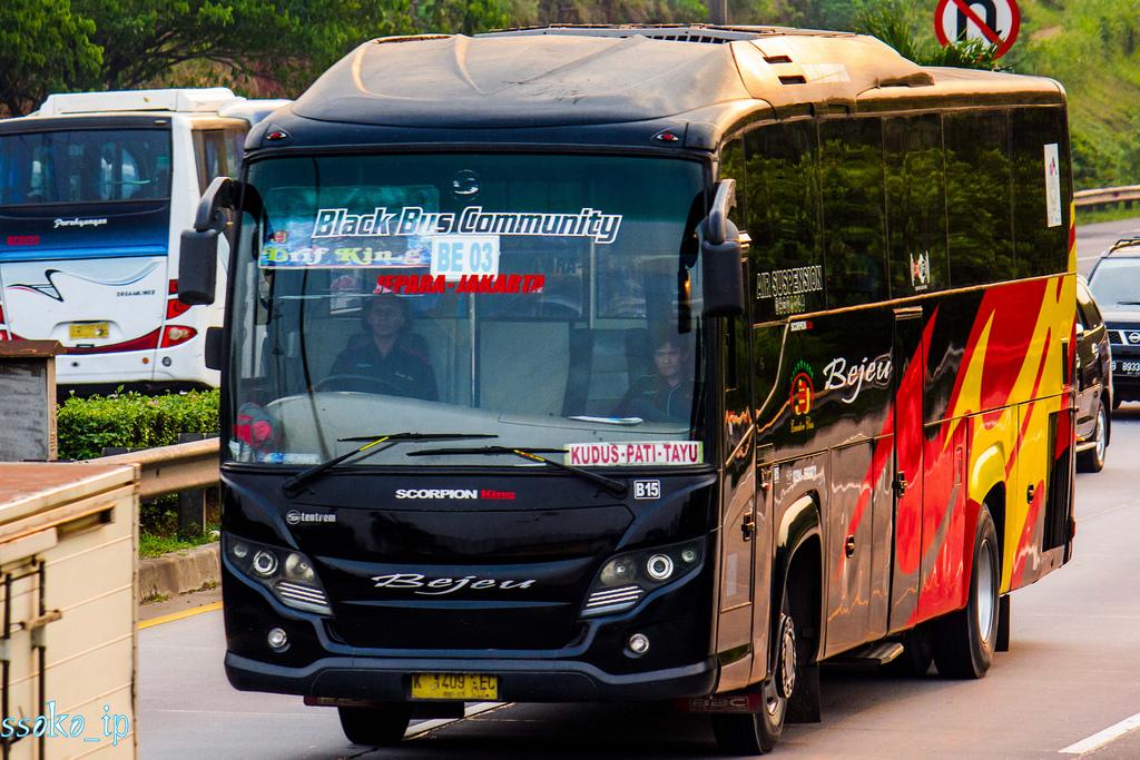 Mengenal Lebih Dekat Dengan Bus Bejeu Yudibatang Com