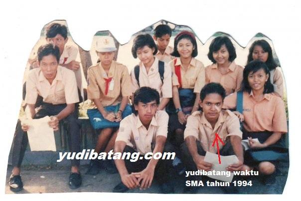 poto yudi jaman SMA 94