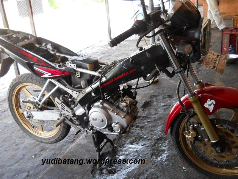 fuel pump yamaha vixion