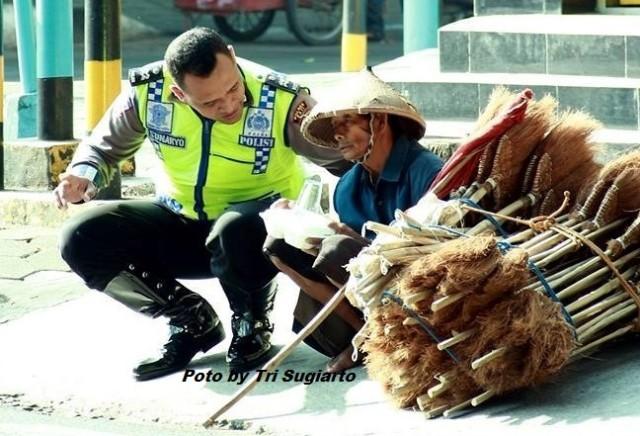 sunaryo polisi pati jateng