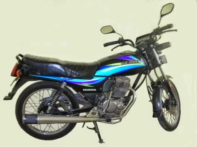 Honda GL Max () - 1