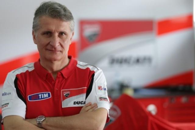 Paolo ciabatti juru bicara Ducati