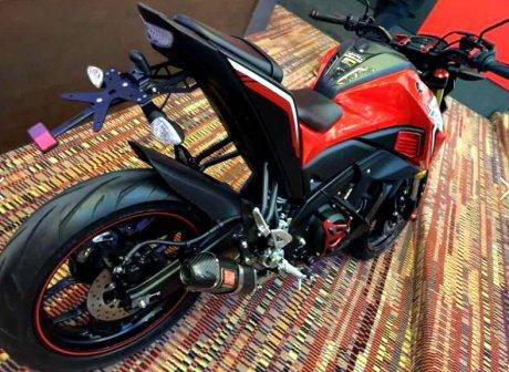 Yamaha MT15 3