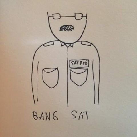bang sat