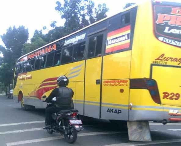 bus luragung